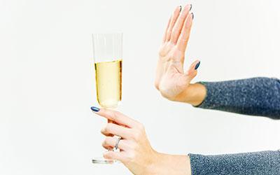 Отказ от спиртных напитков - Лето