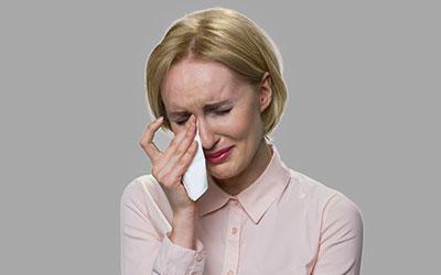 Частые слезы - Лето
