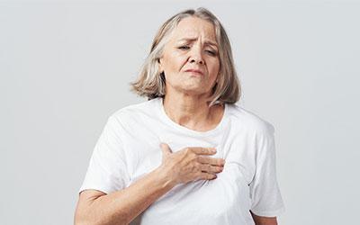 Чувство сдавленности в грудной клетке - Лето