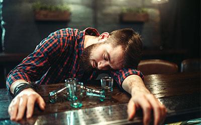 Интоксикация алкоголем - Лето