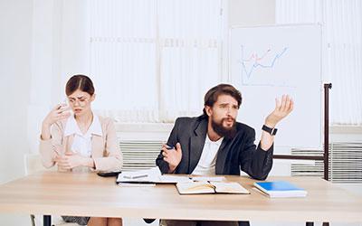 Конфликт с коллегами - Лето
