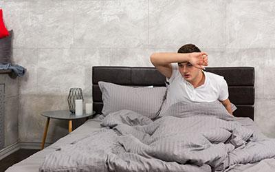 Нарушение сна - Лето