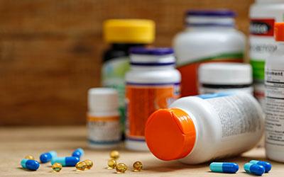 Подборка лекарств в таблетированной форме - Лето
