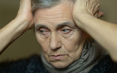 Шизофрения пожилых - Лето